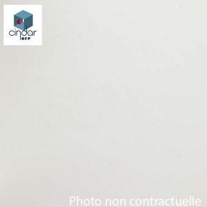 PVC Expansé Blanc 8 mm - Prix au m²