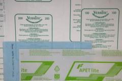 Échantillon APET incolore 3mm