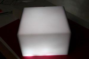 PMMA Coulé Blanc Diffusant Moyen Altuglas 100 27000 - 10 mm - Prix au m²