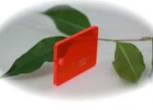PMMA Coulé Orange Foncé Fluo Transparent Setacryl ® 1134 - 3 mm - Prix au m²