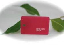 PMMA Coulé Rose Diffusant Setacryl ® 2049 - 3 mm - Prix au m²